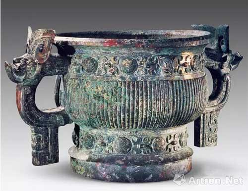 西周青铜器的特点_西周早期青铜器的金文与历史(下).艺术品鉴赏