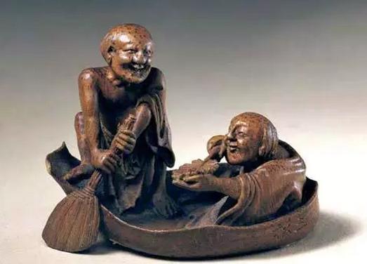 北京故宫馆藏竹木牙角匏器雕刻艺术